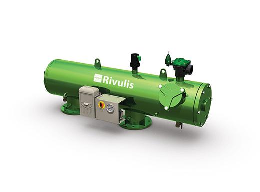 F3200 Automatic Screen (Hydraulic) Filter